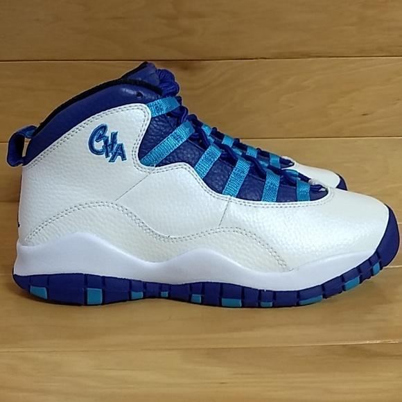 1f42935f896 Jordan Shoes | Air 10 Retro Bg Charlotte 45y 310806107 | Poshmark